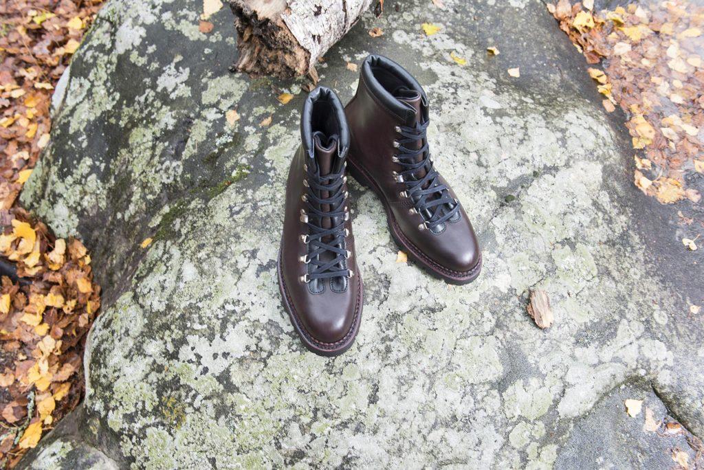 mountain boots ebene 2 1024x684 - Mountain Boots et Richelieu Balmoral - Hiver 2018 - 5 nouvelles références