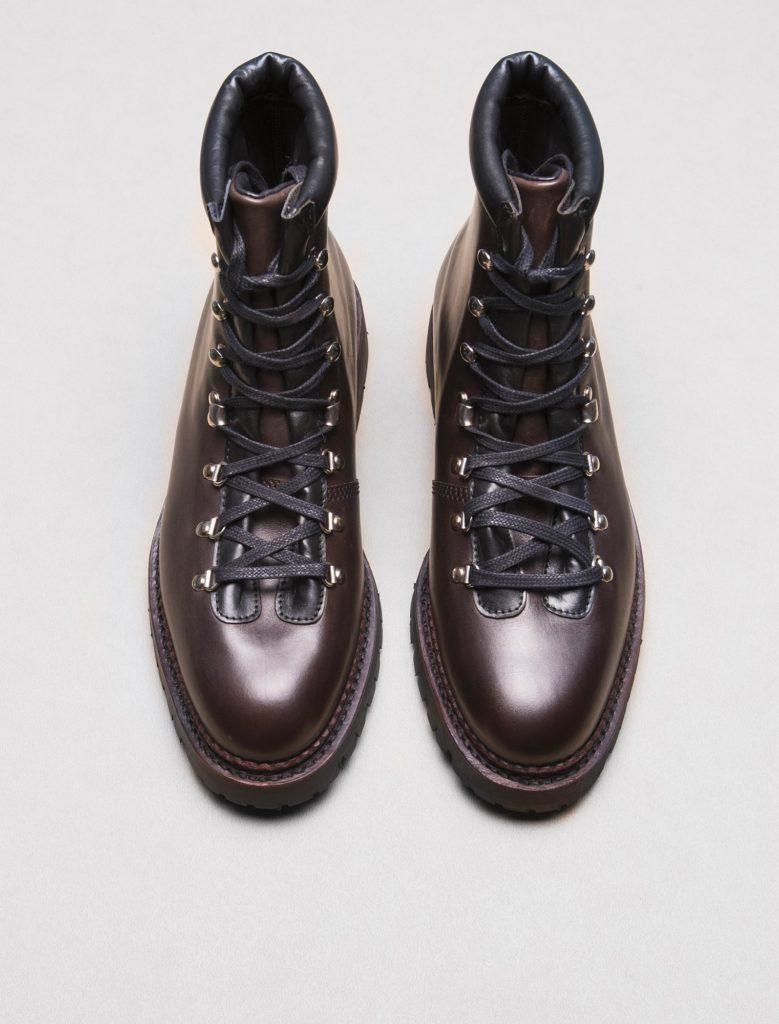 mountain boots ebene 3 779x1024 - Mountain Boots et Richelieu Balmoral - Hiver 2018 - 5 nouvelles références