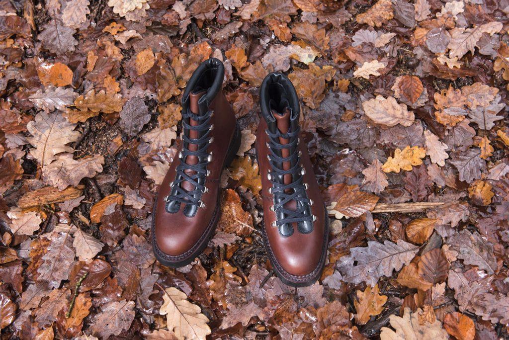 mountain boots marron 2 1024x684 - Mountain Boots et Richelieu Balmoral - Hiver 2018 - 5 nouvelles références