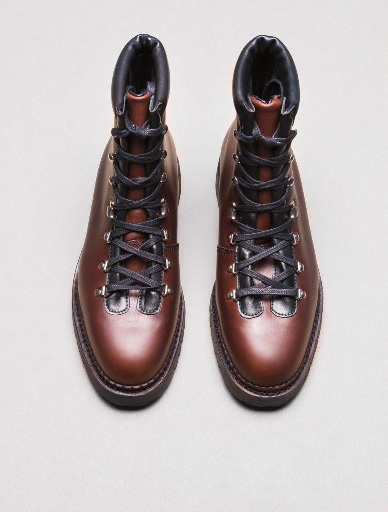 mountain boots marron 3 776x1024 - Mountain Boots et Richelieu Balmoral - Hiver 2018 - 5 nouvelles références