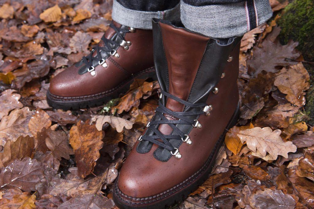 mountain boots marron soufflet 1024x684 - Mountain Boots et Richelieu Balmoral - Hiver 2018 - 5 nouvelles références