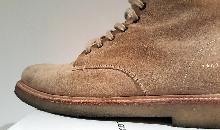 semelle crepe sale - Semelle crêpe pour chaussures : le guide complet