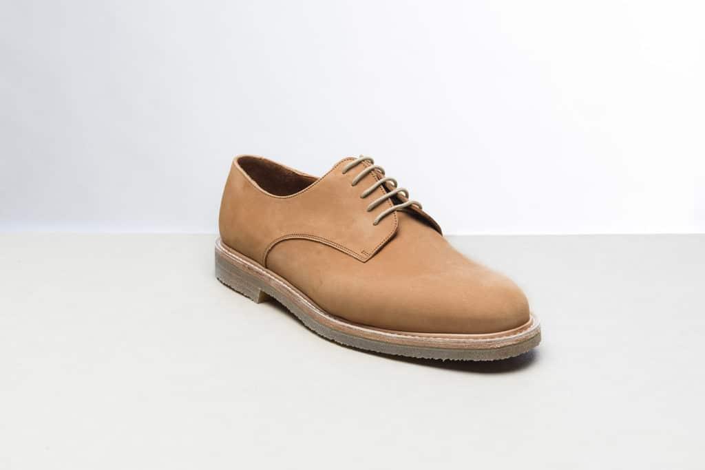 Plain toe fauve 3 1024x683 - Semelles Lactae Hevea et chaussures non doublées : 7 nouveautés