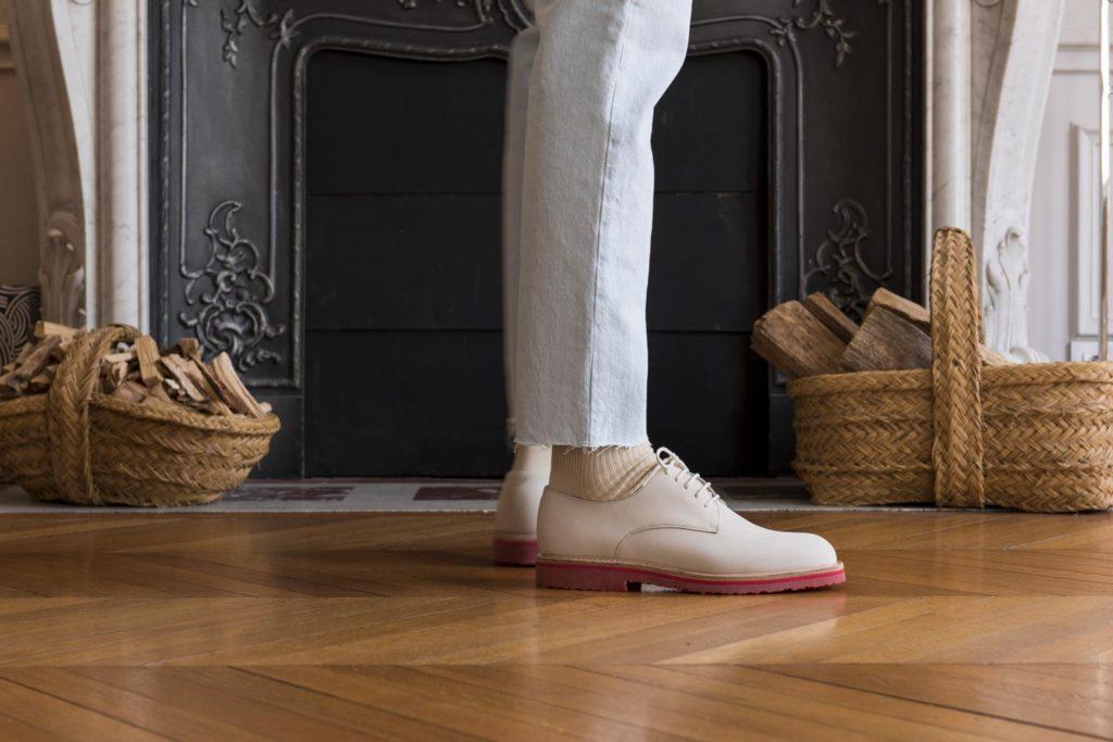 Plain toe ice 1 1024x683 - Semelles Lactae Hevea et chaussures non doublées : 7 nouveautés