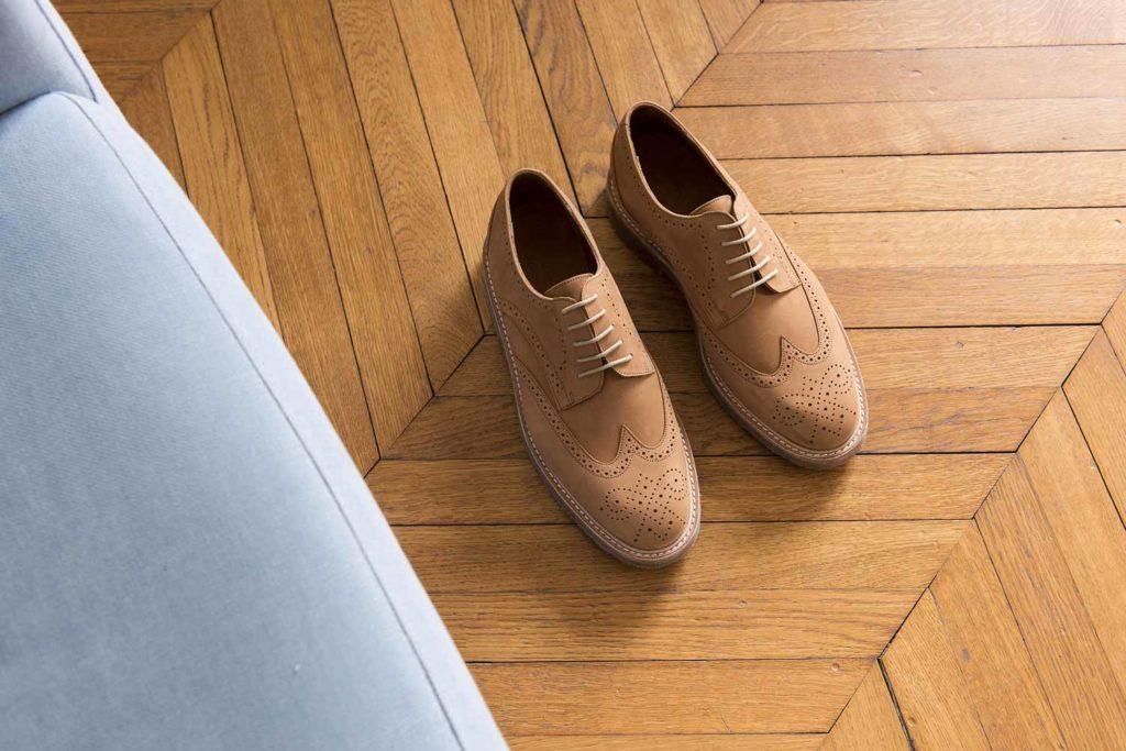 V2 Camel 2 1024x683 - Semelles Lactae Hevea et chaussures non doublées : 7 nouveautés