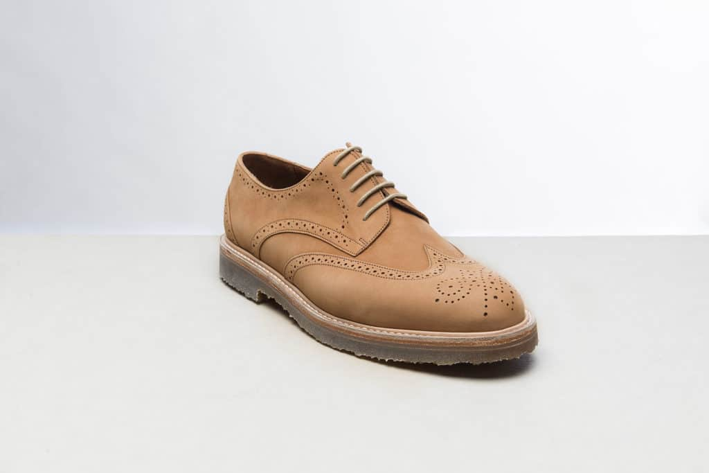 V2 Camel 3 1024x683 - Semelles Lactae Hevea et chaussures non doublées : 7 nouveautés