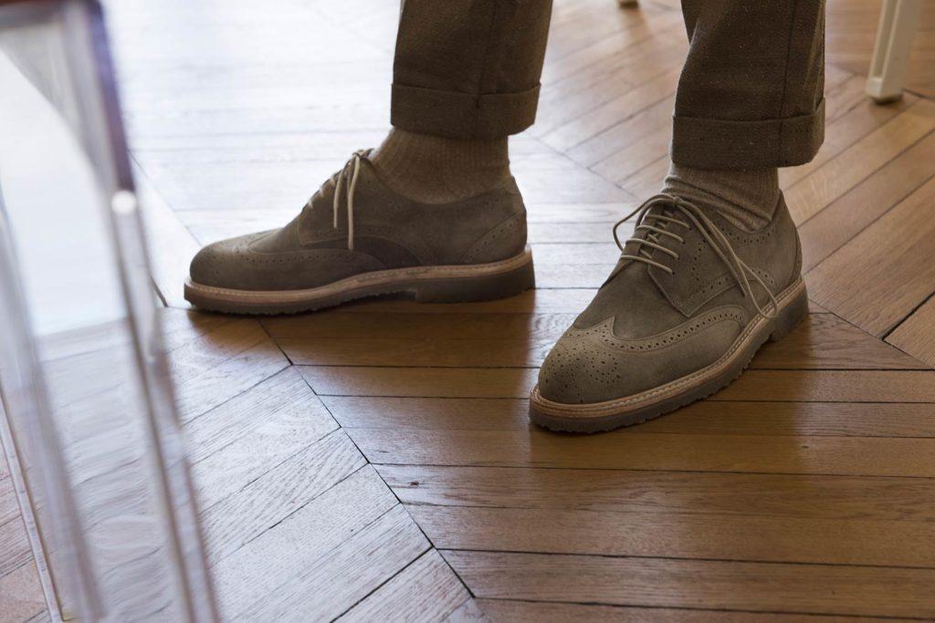 V2 Taupe 1 1024x683 - Semelles Lactae Hevea et chaussures non doublées : 7 nouveautés