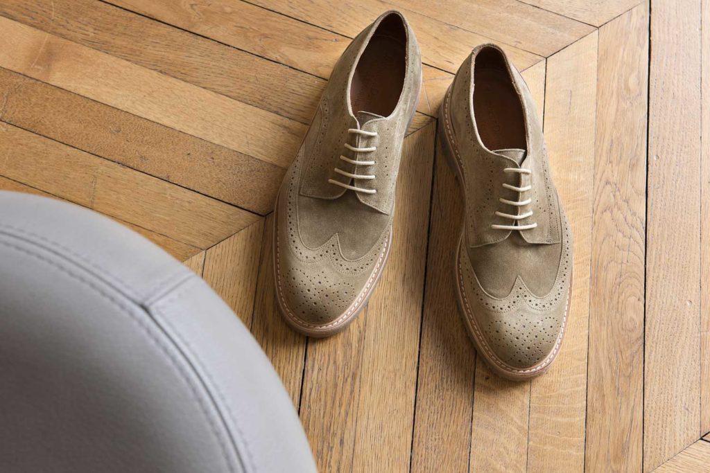 V2 Taupe 2 1024x683 - Semelles Lactae Hevea et chaussures non doublées : 7 nouveautés