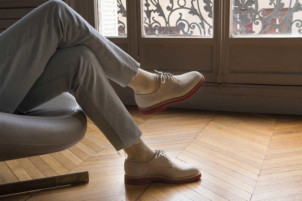 buck 1024x683 - Semelles Lactae Hevea et chaussures non doublées : 7 nouveautés