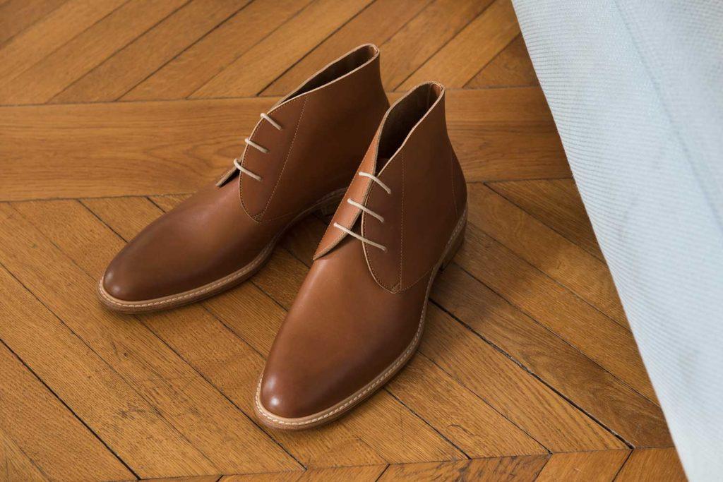 chukka fauve 1 1024x683 - Semelles Lactae Hevea et chaussures non doublées : 7 nouveautés