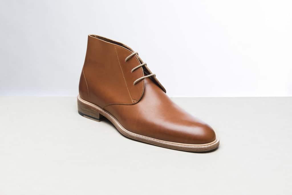 chukka fauve 3 1024x683 - Semelles Lactae Hevea et chaussures non doublées : 7 nouveautés