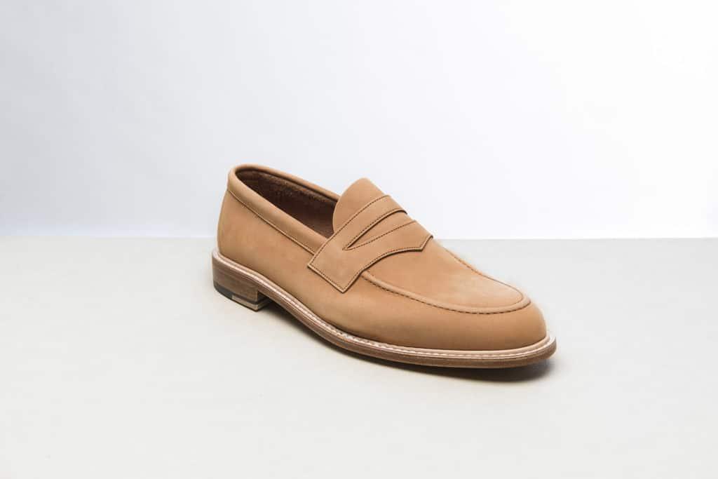 loafer camel 2 1024x683 - Semelles Lactae Hevea et chaussures non doublées : 7 nouveautés