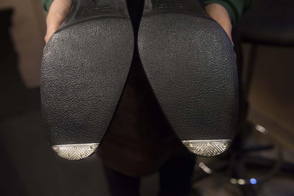 1 3454 - La (fausse) trinité de la chaussure pour hommes
