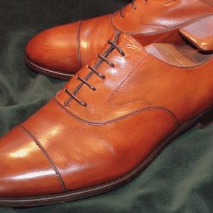 chaussure cuir homme richelieu