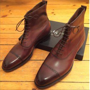 choisir chaussures homme balmoral