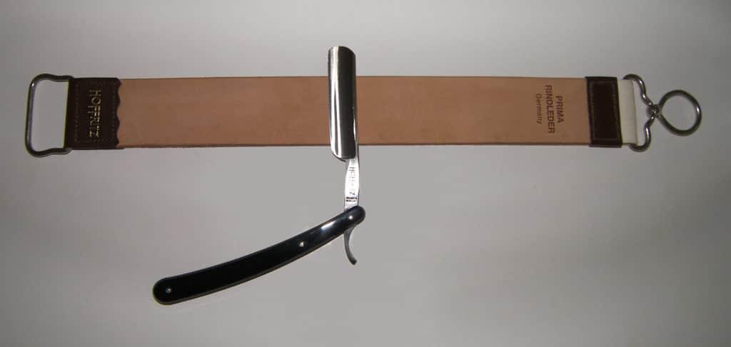 razor and strop